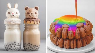 My Favorite Cake Decorating Ideas | Best Chocolate Cake Recipes | So Easy Cake Compilation
