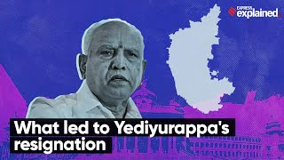 How Months-Long Speculation Culminated in BS Yediyurappa's Exit As Karnataka CM