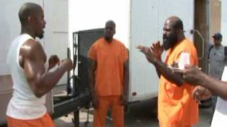 Repeat youtube video Michael Jai White and Kimbo Slice extended version