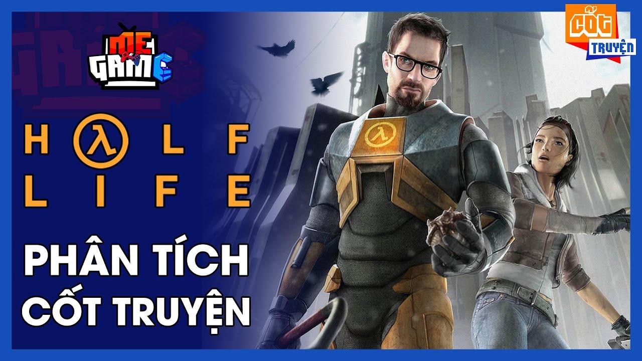 Cốt truyện Half-Life: Khám Phá Những Bí Ẩn Ít Ai Biết | meGAME