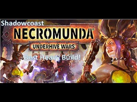 Best Stats, Traits and Skills for Heavies Necromunda Underhive Wars! |