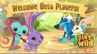 Animal Jam App: Play Wild BETA! (Exclusive Look)