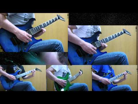 Vinnie Moore - Lifeforce(cover)