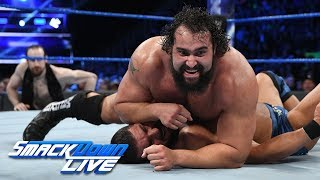 HINDI - Bobby Roode vs. Rusev - United States Championship Match: SmackDown LIVE, 6 February, 2018
