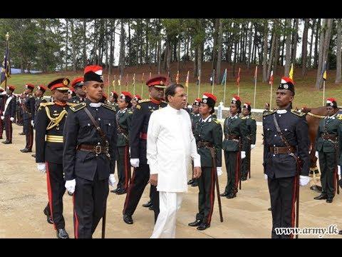 191 More Officer Cadets Groomed at SLMA Joined 'Rata Rakina Jathiya'