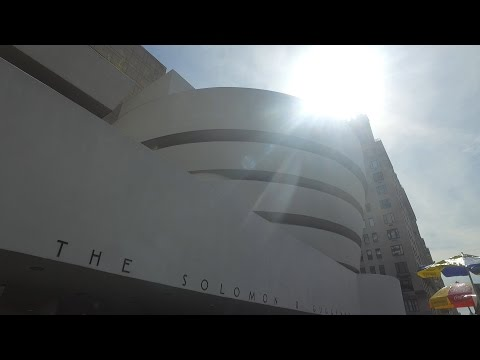 An Inside Look at New York's Solomon R. Guggenheim Museum