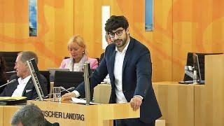 Politiker mit Tourette-Syndrom: Bijan Kaffenberger macht Karriere