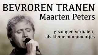 Ik wil niet bang zijn   Maarten Peters Bevroren Tranen cd 2