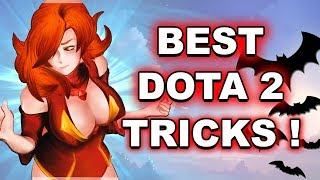 The BEST Dota 2 TIPS and TRICKS of ALL TIME! Halloween update!