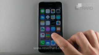 How To Factory Reset Apple iPhone 6 & iPhone 6 Plus