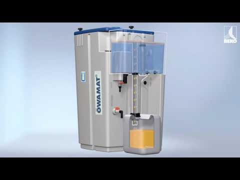 ÖWAMAT Oil-Water-Separator