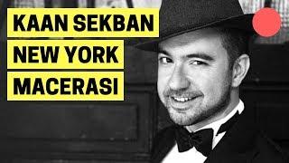 Kaan Sekban New York Macerası | Kaan Sekban New York Stand Up Show Kamera Arkası