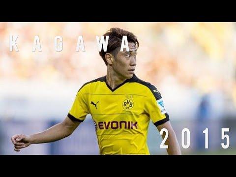 Shinji Kagawa 2015/2016 HD / Goals, assists & Skills / 香川真司 / Japan & Borussia Dortmund