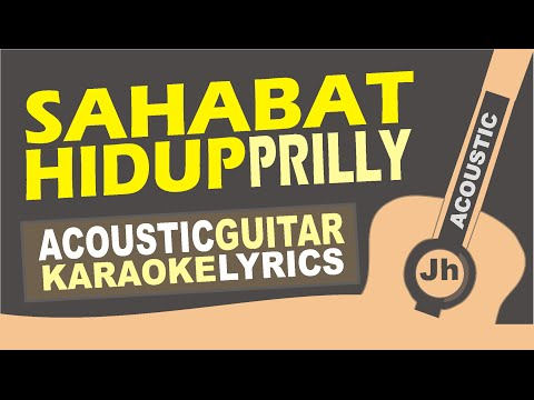Sahabat Hidup - Prilly I Acoustic Karaoke Instrumental