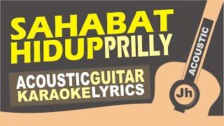 Video Sahabat Hidup - Prilly I Acoustic Karaoke Instrumental download MP3, 3GP, MP4, WEBM, AVI, FLV Maret 2018