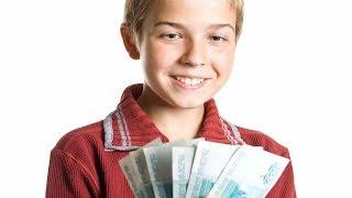 Как Заработать Деньги 14 Летнему Подростку