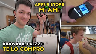 SE INDOVINI IL PREZZO TE LO COMPRO ALL'APPLE STORE DI MIAMI [feat. Alexmagix]