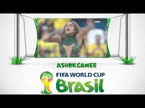 Jennifer Lopez bùng nổ với bài hát World Cup 2014