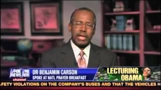 Seventh-day Adventist Neurosurgeon Stuns Barack Obama!!! Dr. Benjamin Carson, M.D.