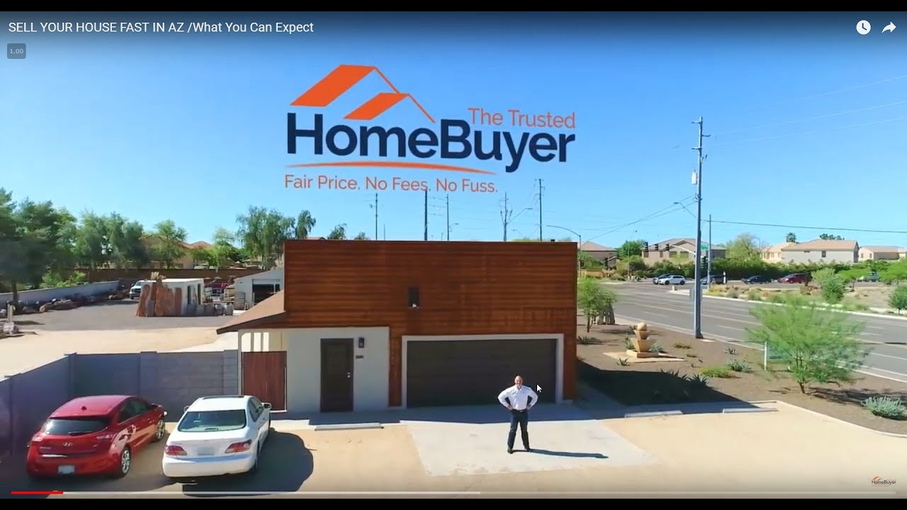 SELL YOUR HOUSE FAST IN AZ /What You Can Expect