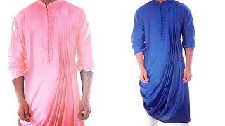 New kurta design cutting and stiching | latest kurta cutting | kurta for men | best kurta design