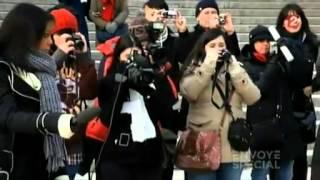T-ara in French TV - Feb 2012