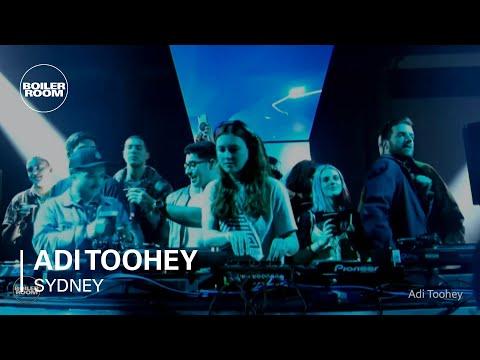 Adi Toohey Samsung Galaxy S8 x Boiler Room Sydney DJ Set