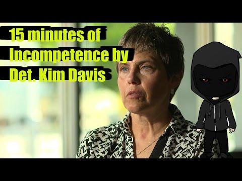 Kim Davis: Alleged Incompetent Police Work