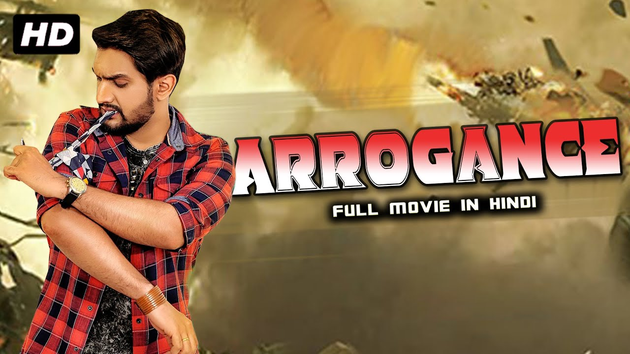 Arrogance - Simran Sharma Telugu Hindi Action Blockbuster Movie l Aashish Raj, Rao Ramesh