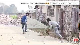 Must Watch New Funny 😂 😂 Comedy Videos 2019 - Episode 01 # RS FUNNY LAND BD