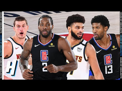 Denver Nuggets vs Los Angeles Clippers - Full Game 7 Highlights | September 15, 2020 NBA Playoffs