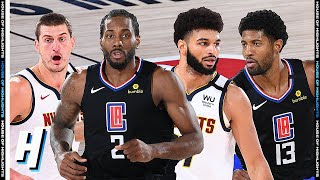 Denver Nuggets vs Los Angeles Clippers - Full Game 7 Highlights   September 15, 2020 NBA Playoffs