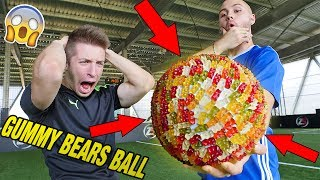 PALLA CON 5.000 ORSETTI GOMMOSI - Gummy Bears Ball TEST
