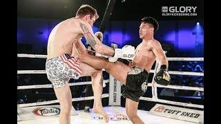 GLORY 63: Lorawnt-t Nelson vs Wensheng Zhang - Full Fight