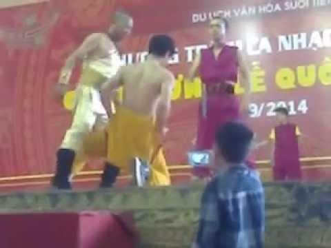 Nghệ Thuật xiếc tại Suối Tiên 2/9/2014