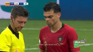 FIFA WORLD CUP : Portugal vs Spain 3 3 Highlights HD 15th June 2018