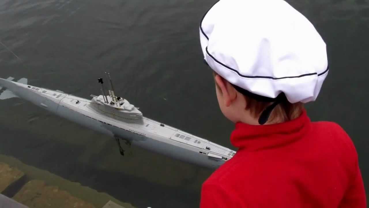 Как сделать игрушечную подводную лодку своими руками фото 372