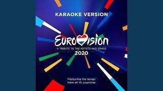 Medo De Sentir (Eurovision 2020 / Portugal / Karaoke Version)