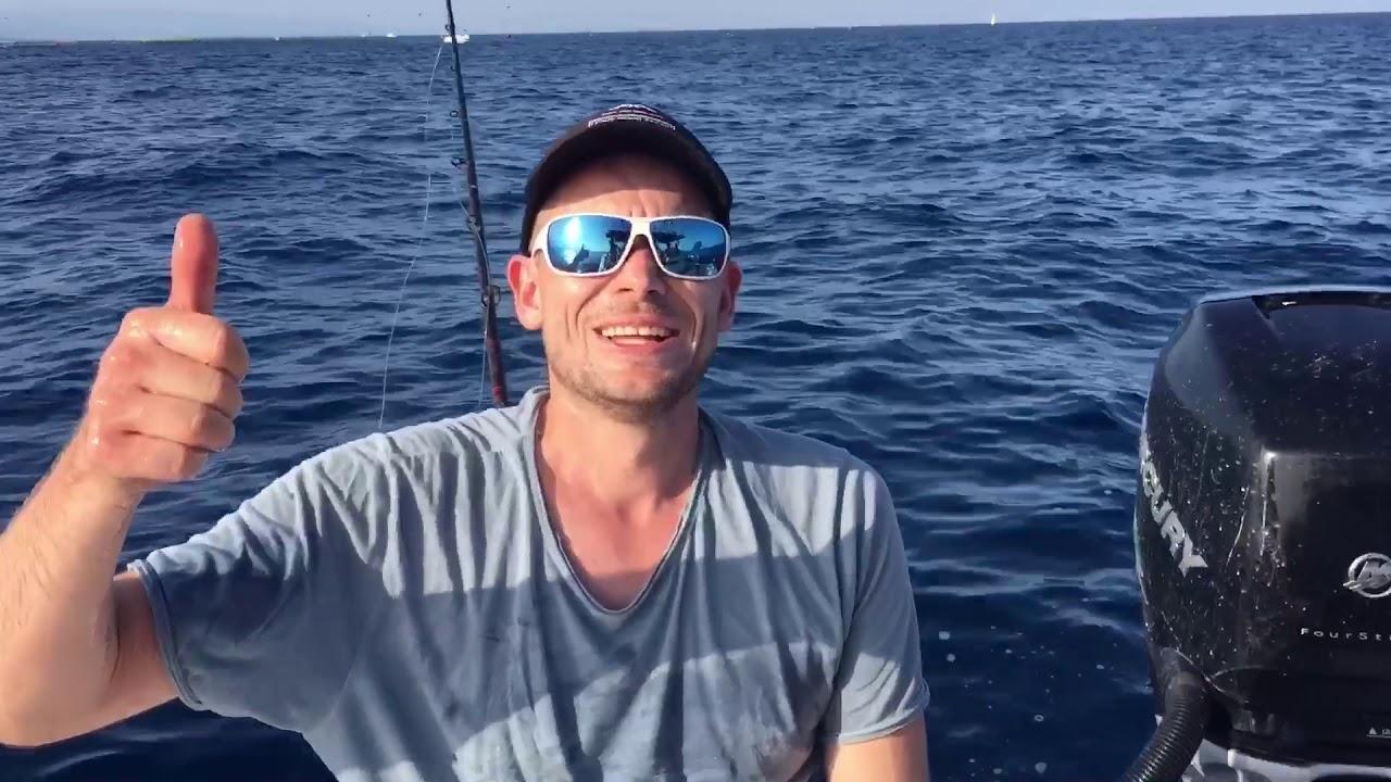 Flexible-carpfishing goes for Tuna