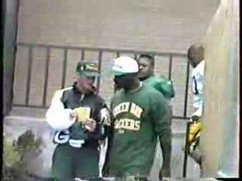 Green Bay Packers - Reggie White - Pre Season 1994