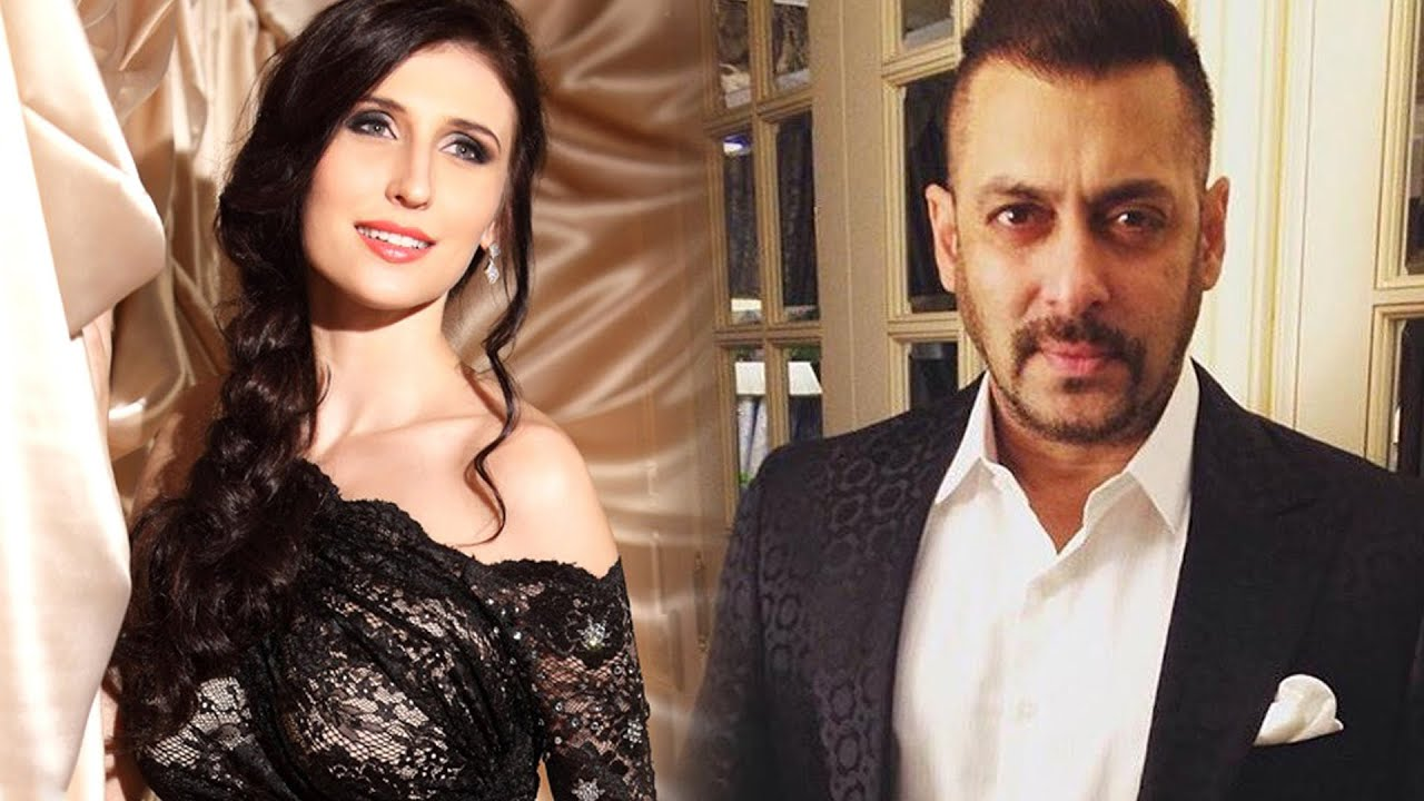 Claudia Ciesla Wishes Salman Khan A Happy Married Life in an Interview - YouTube