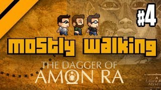 Mostly Walking - Laura Bow 2: The Dagger of Amon Ra - P4