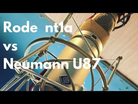 Rode Nt1a Vs Neumann U87