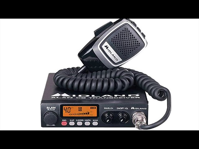 CB RADIO British Trucking Truck Driver Products