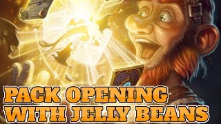 Pack Opening with Jelly Beans | Rastakhan