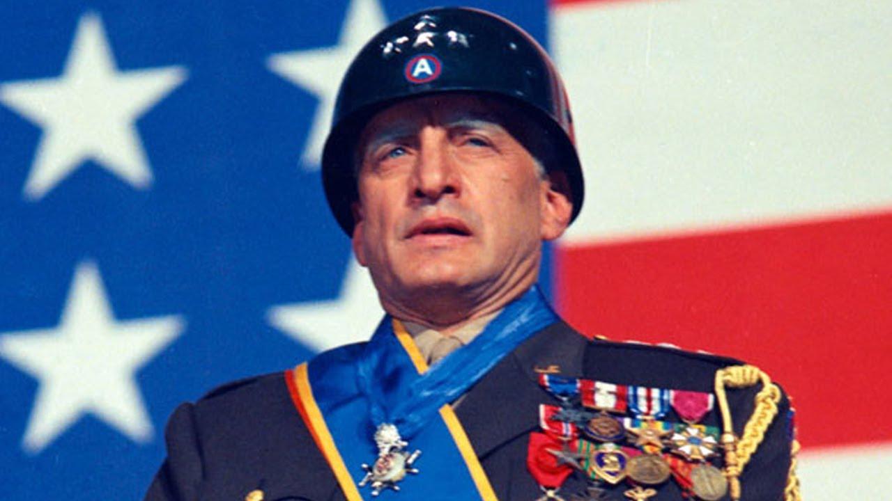 George C Scott Refused An Oscar For Patton Youtube