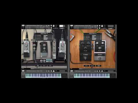 8Dio Studio Vintage Series Suitcase 54 Piano