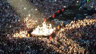 Coldplay - Trouble - Wembley, London - 19th June 2016