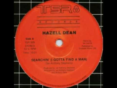 Hazell Dean - Searchin' (Looking For Love) (Extended Disco Mix)
