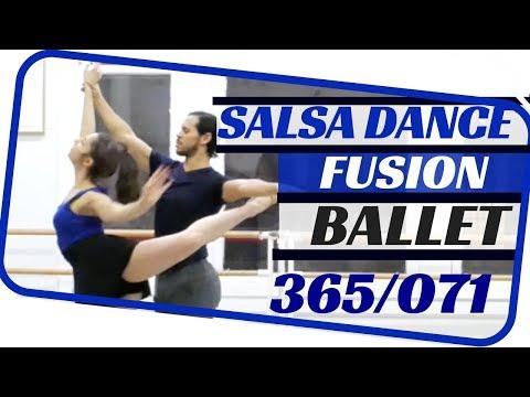Salsa dance fusion- salsa original dance. New York City .ballet 071
